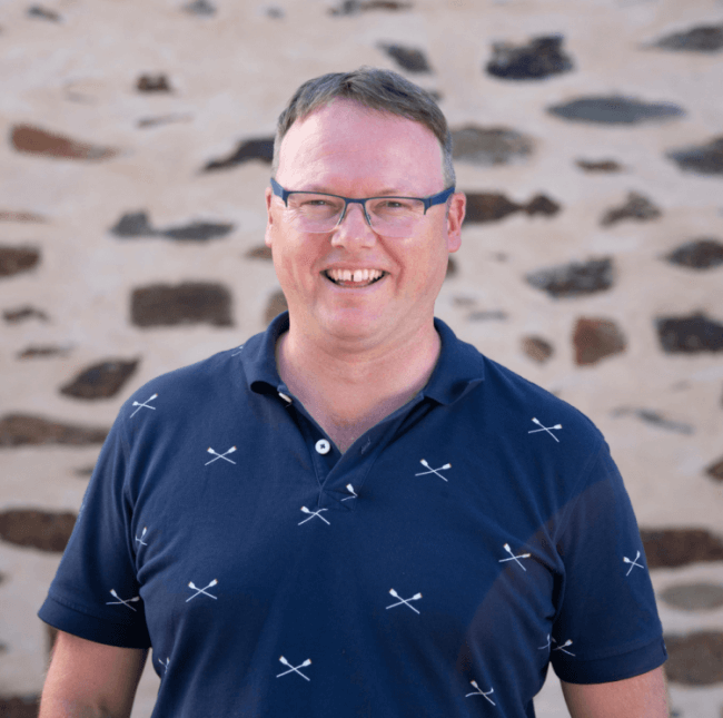 Cormac Bryne Business Manager, Loop
